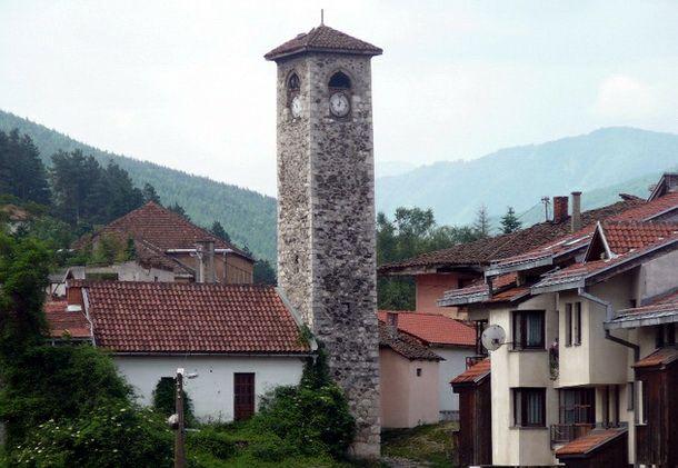 Foča - Sat kula