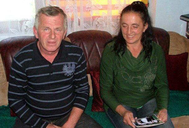 Rаnko Ikonić sa suprugom