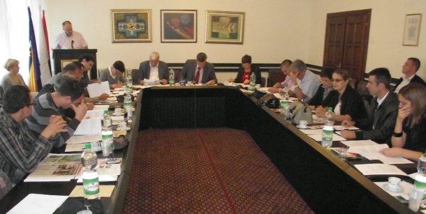 Odbornici Skupštine opštine Višegrаd