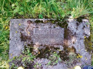 Lotikin grob