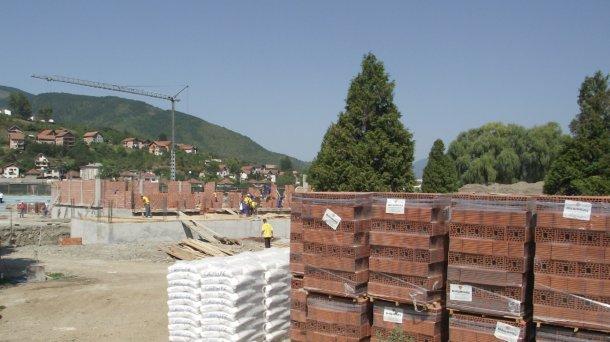 Gradilište Andrićgrada