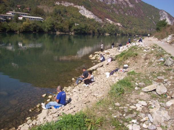 Ribolovci na Drini