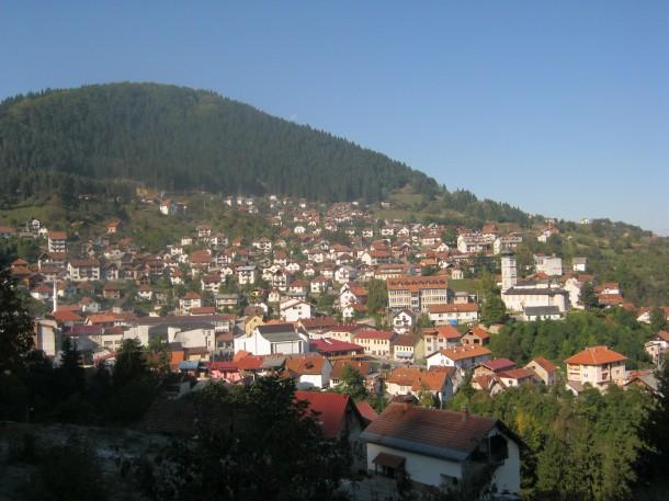 Opština Čajniče