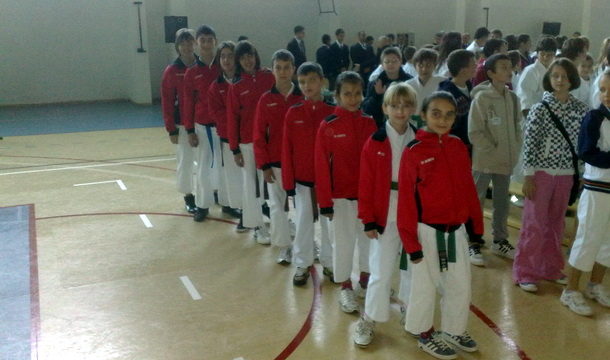Karate Bileća 2011