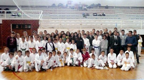 Karate turnir Vidoje Andrić