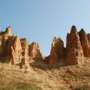 FOČA - Pješčane piramide