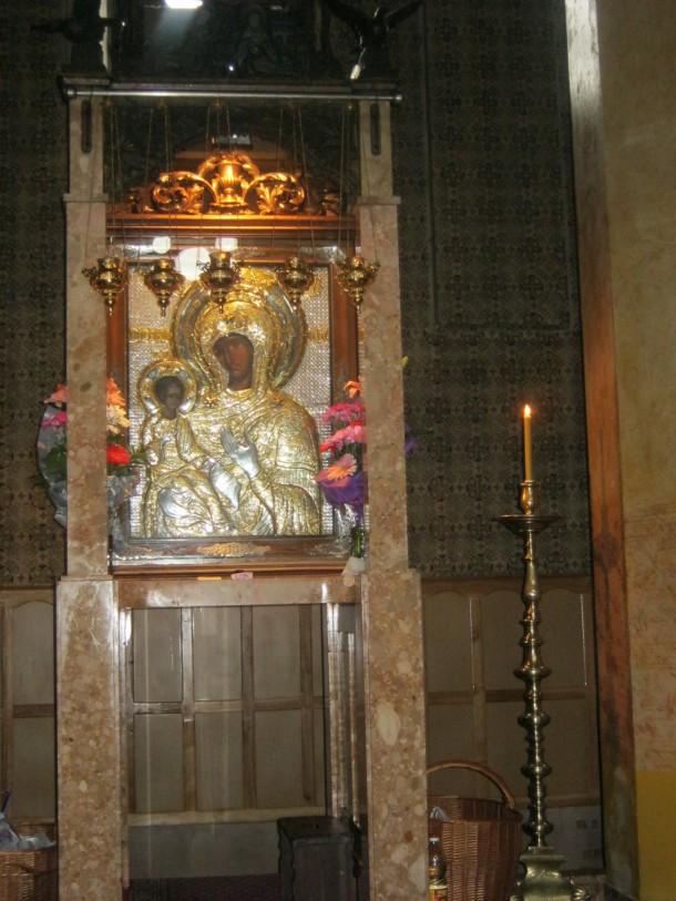 Čudotvorna ikona Majke Božije