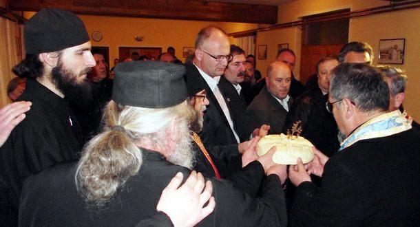 Krsna slava u Dobrunskoj rijeci