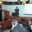 Predavanje NATO-a u Čajniču