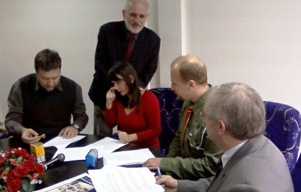 Novo Goražde - Sporazum sa Poljacima