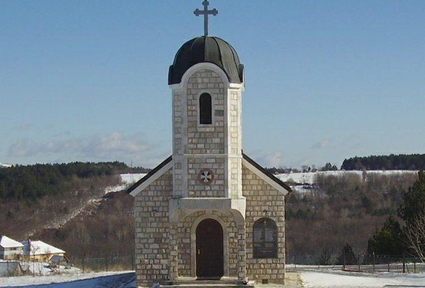 Manastir Sv. Sava - Gornja Lijeska