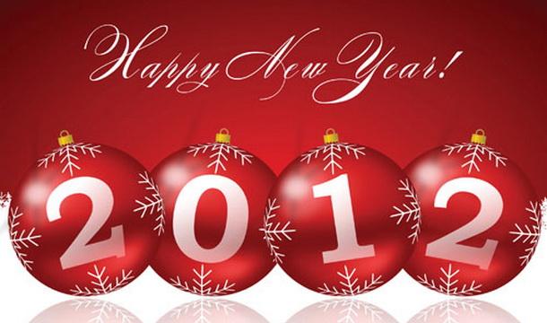 Nova godina 2012