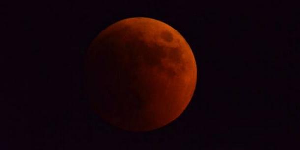 Pomračenje mjeseca