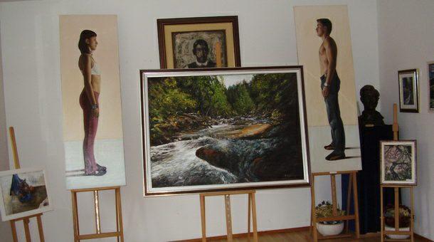 Izložba sokolačkih slikara