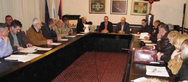 Visegrad - Rebalans budžeta 2012
