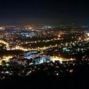 Banja Luka noću