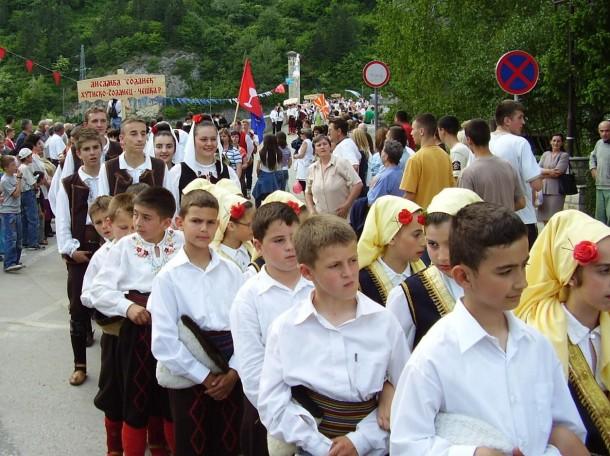 Ujedinjenje folkloraca
