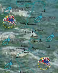 Euro regije Drina