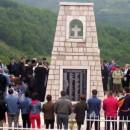 Foča - spomenik u Jošanici