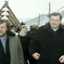 Emir Kusturica i Milorad Dodik