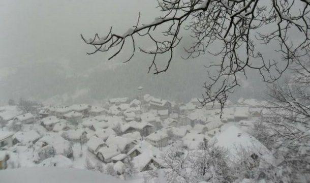 Čajniče-snijeg