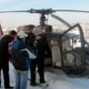 Helikopter u Foči