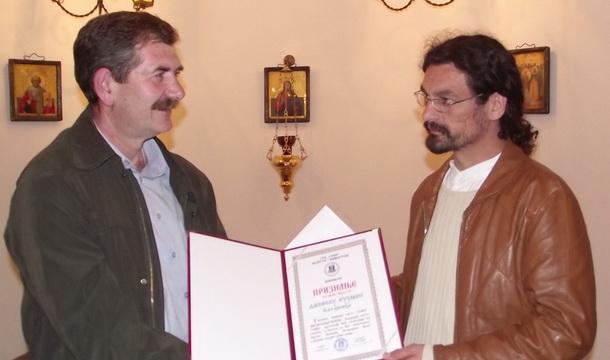 Prošlogodišnji pobjednik Daniel Kuzman