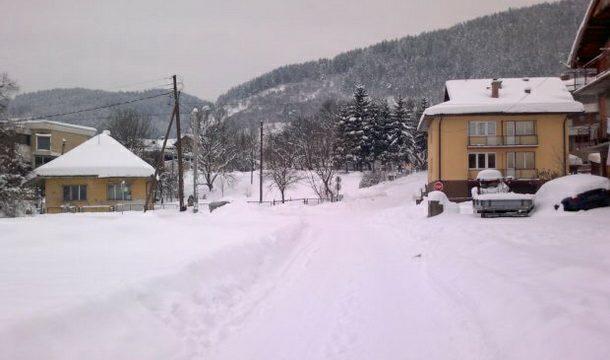 Rogatica-snijeg