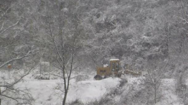 Višegrad-snijeg