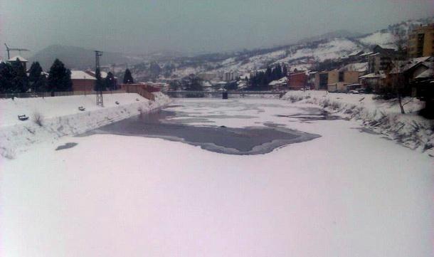 Višegrad zimi