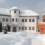 Zimske razglednice iz Dobruna