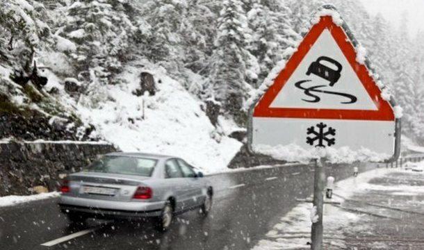 Snijeg na putu