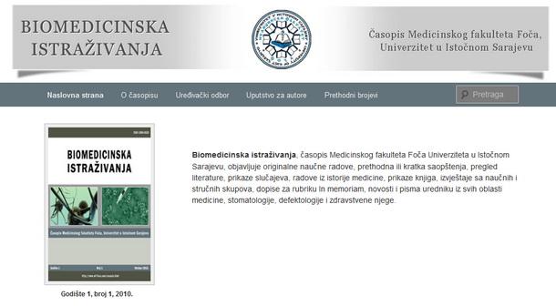 Biomedicinska istraživanja