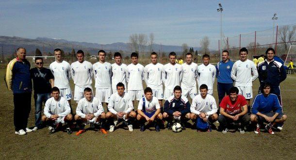 FK SUTJESKA 2012 - PRIPREME ULCINJ
