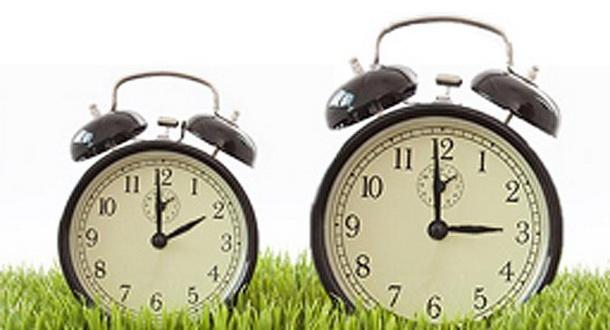 Ljetnje računanje vremena