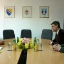 Švedski ambasador u Foči