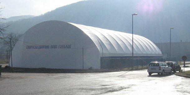 Balon dvorana u Novom Goraždu