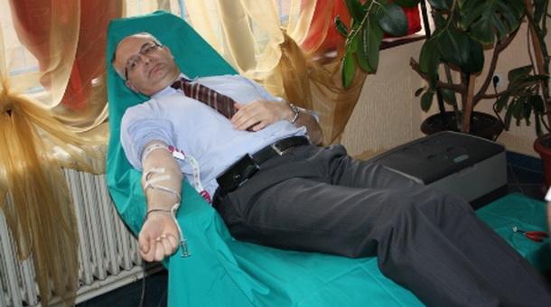 Darivanje krvi 1