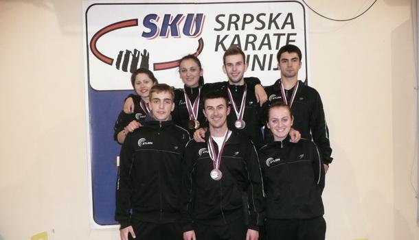 Karate prvenstvo Srpske