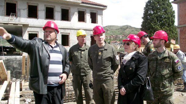 Rober Briger u Andrićgradu