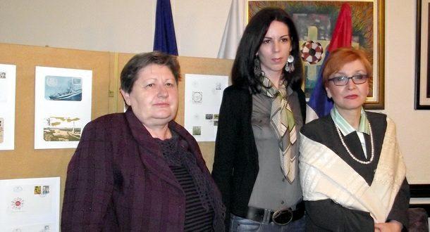 Stojka Mijatović, Milica Kusmuk i Divna Vasić