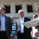 Dodik, Tadić i Kusturica u Andrićgradu