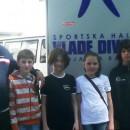 Mladi karatisti u Vrnjačkoj Banji