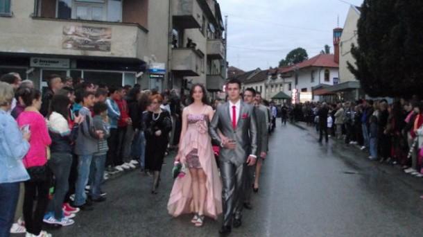 Višegradski maturanti 2012