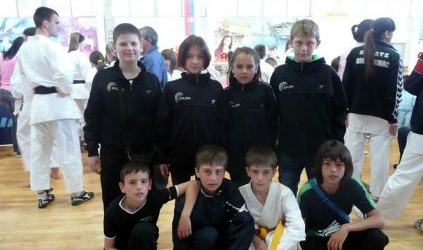 Mladi karatisti - Višegrad