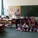 Slavko Heleta u Osnovnoj školi