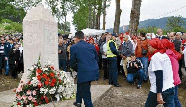 Spomenik Bošnjacima u Višegradu