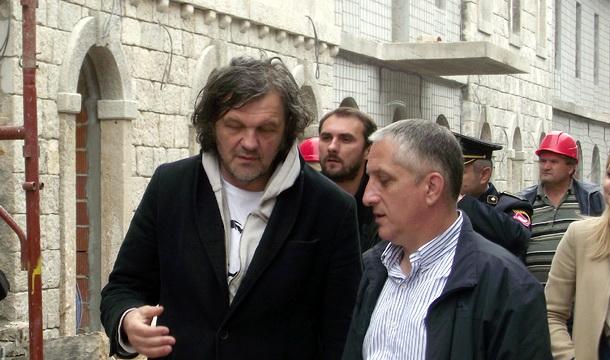 Stаnislаv Čađo u Andrićgradu
