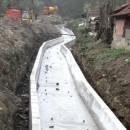 Druga faza uredjenja Sopotničkog potoka