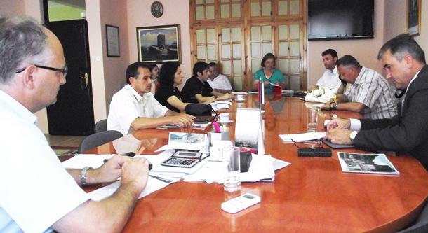 Sastanka međuopštinske komisije za okolinu